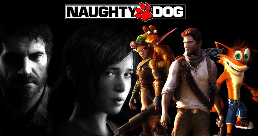The Hottest News From Naughty Dog