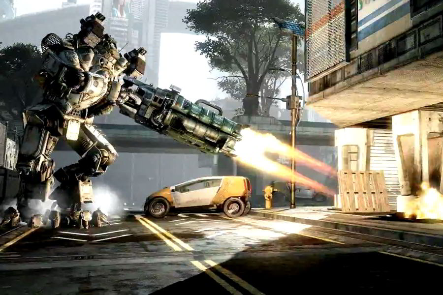 The latest news for the massively anticipated Titanfall