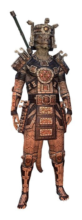 Argonian Elder Scrolls Online Character Creation Guide