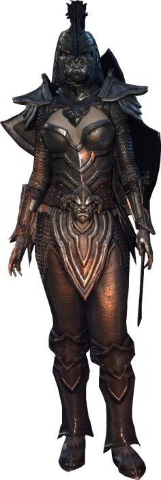 The Elder Scrolls Online Orc Class Guide