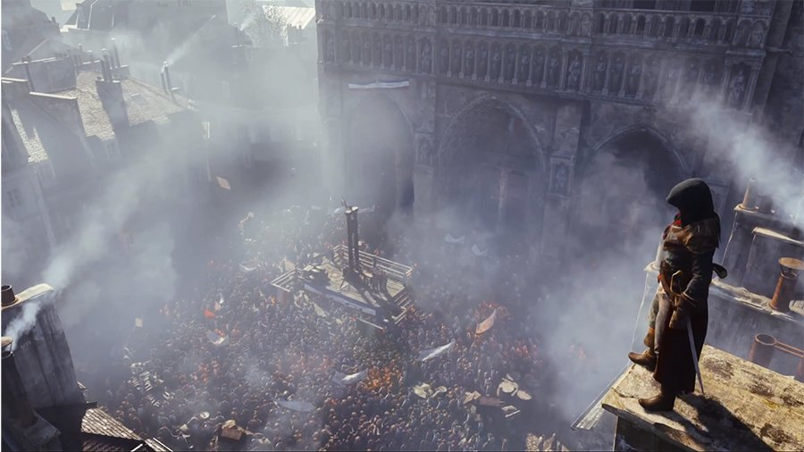 Assassin's Creed Unity Alpha Trailer