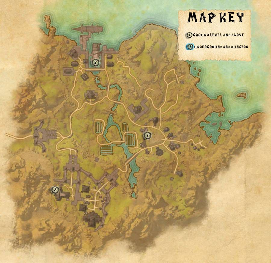 Bal Foyen Skyshards Locations Map Guide