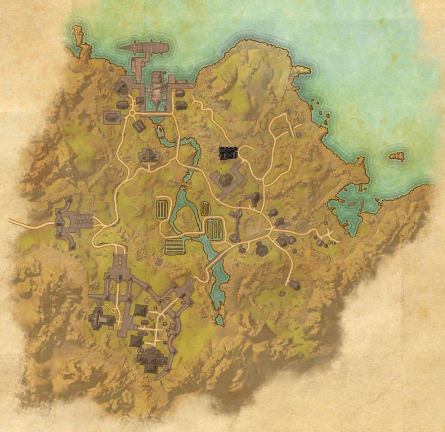 Bal Foyen Treasure Map Guide