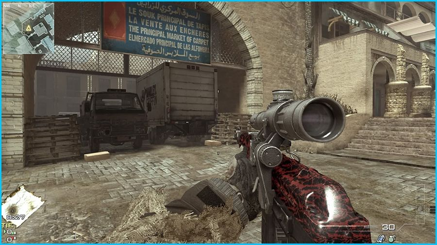 How to kill makarov early in cod 4