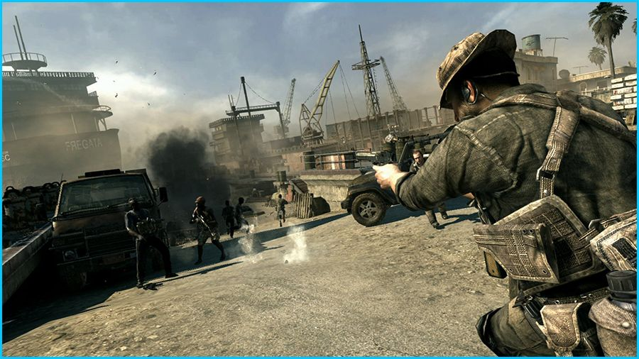 Image result for call of duty modern warfare 3 gameplay