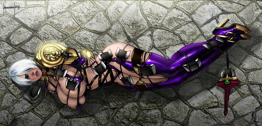 Cosplay Wednesday - SoulCalibur's Ivy Valentine