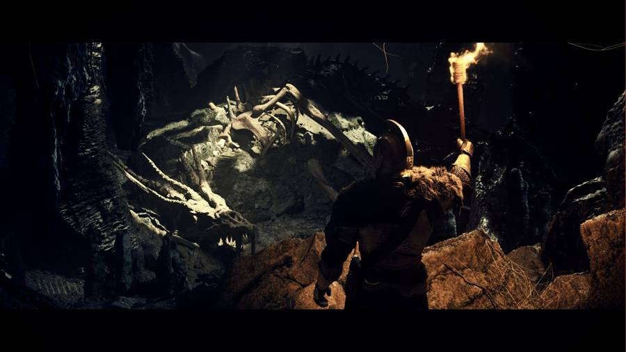 Dark Souls 2 Bone Dragon