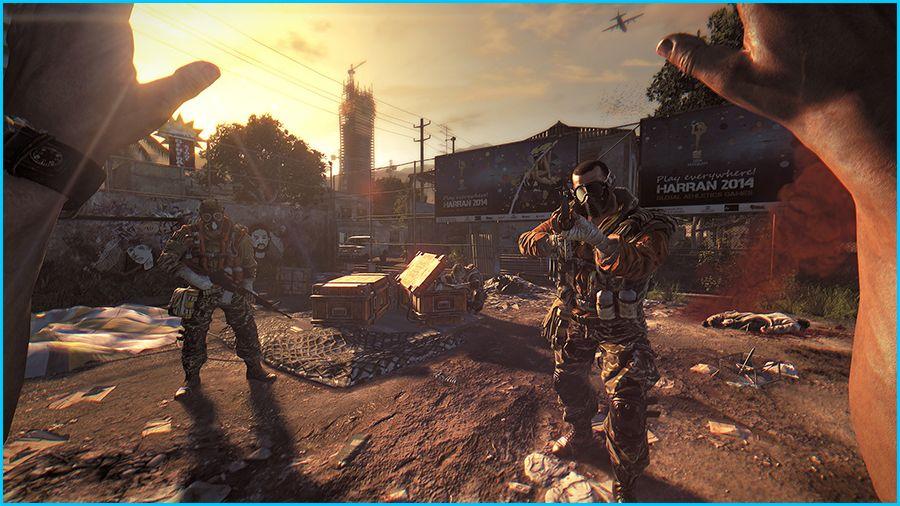 DyinDying Light Gameplay Screenshot