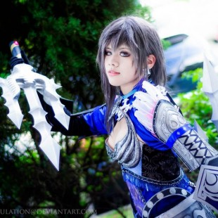 Cosplay Wednesday – Dynasty Warriors 8's Wang Yi