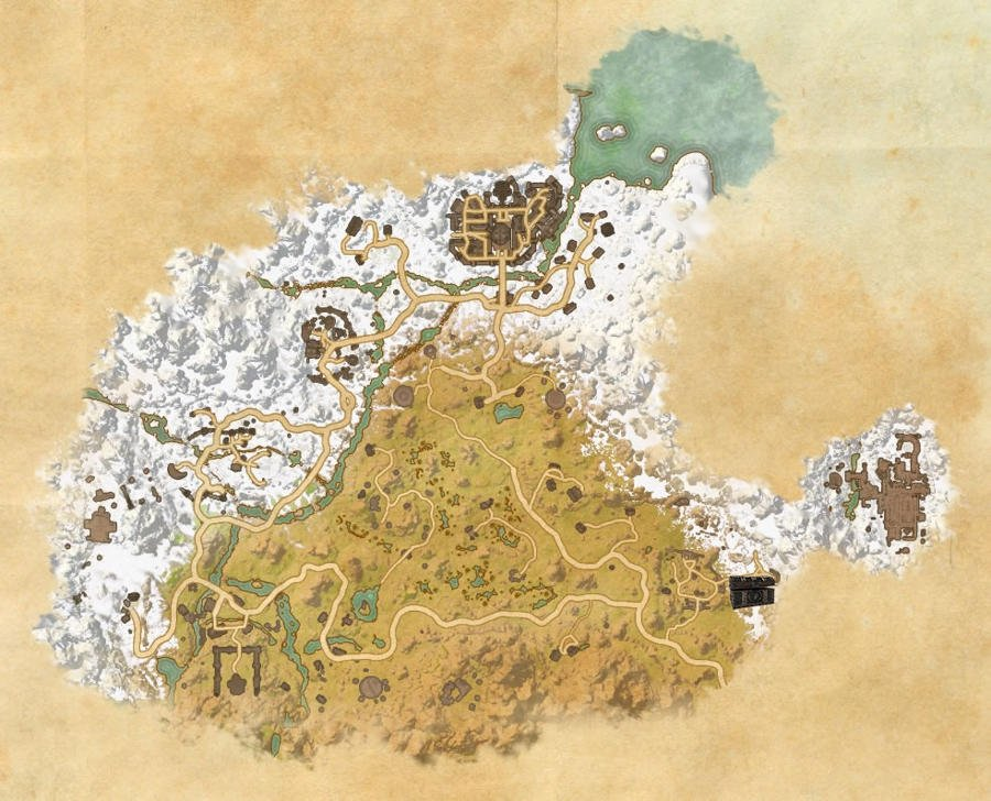 Eastmarch Treasure Map Guide