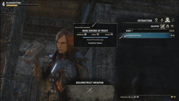 Elder Scrolls Online How To Extract