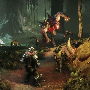 Evolve Cinematic Trailer Looks Awesome