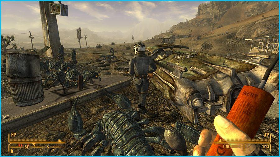 Fallout 3 new vegas скачать торрент русская версия - a9