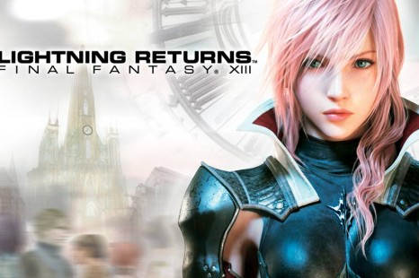 Extended First Look at LIGHTNING RETURNS™: FINAL FANTASY® XIII