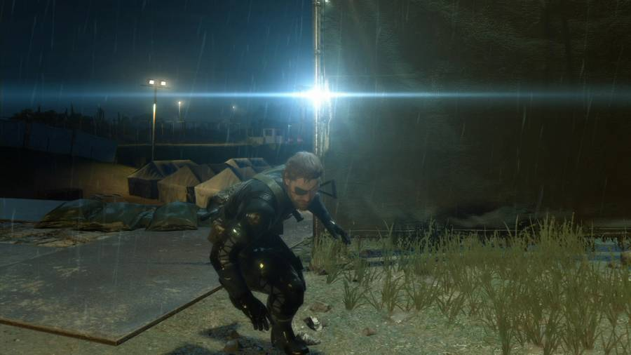 Mgsv Elicottero : Metal gear solid v ground zeroes guide finding paz