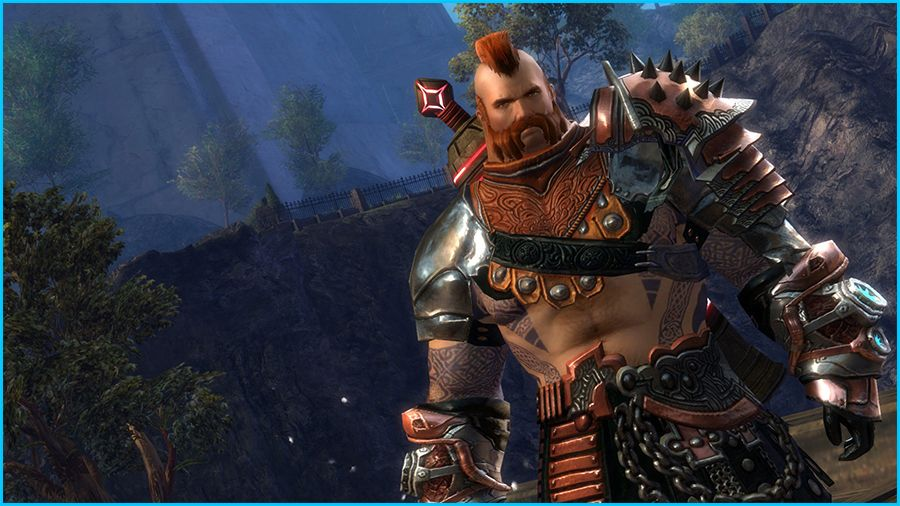 Guild Wars 2 Gameplay Screenshot