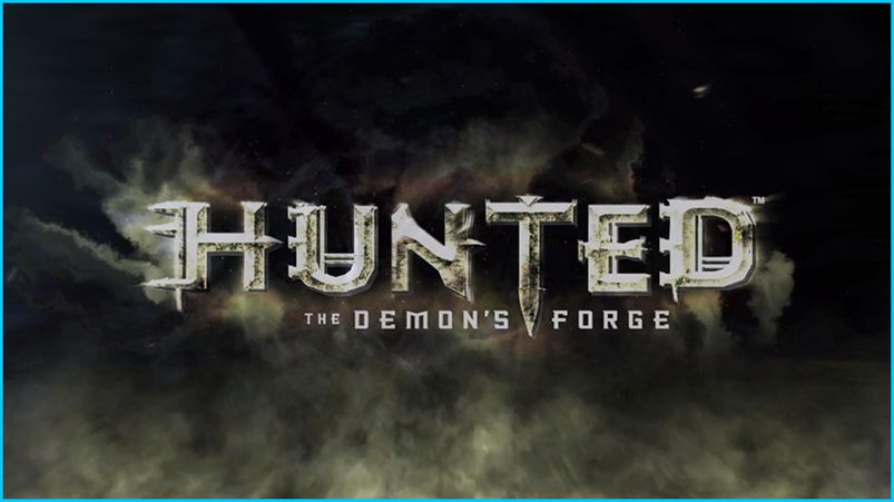 Hunted The Demons Forge