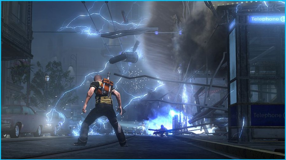 Gameplay Videos Infamous 2 Infamous 2 Gameplay Screenshot