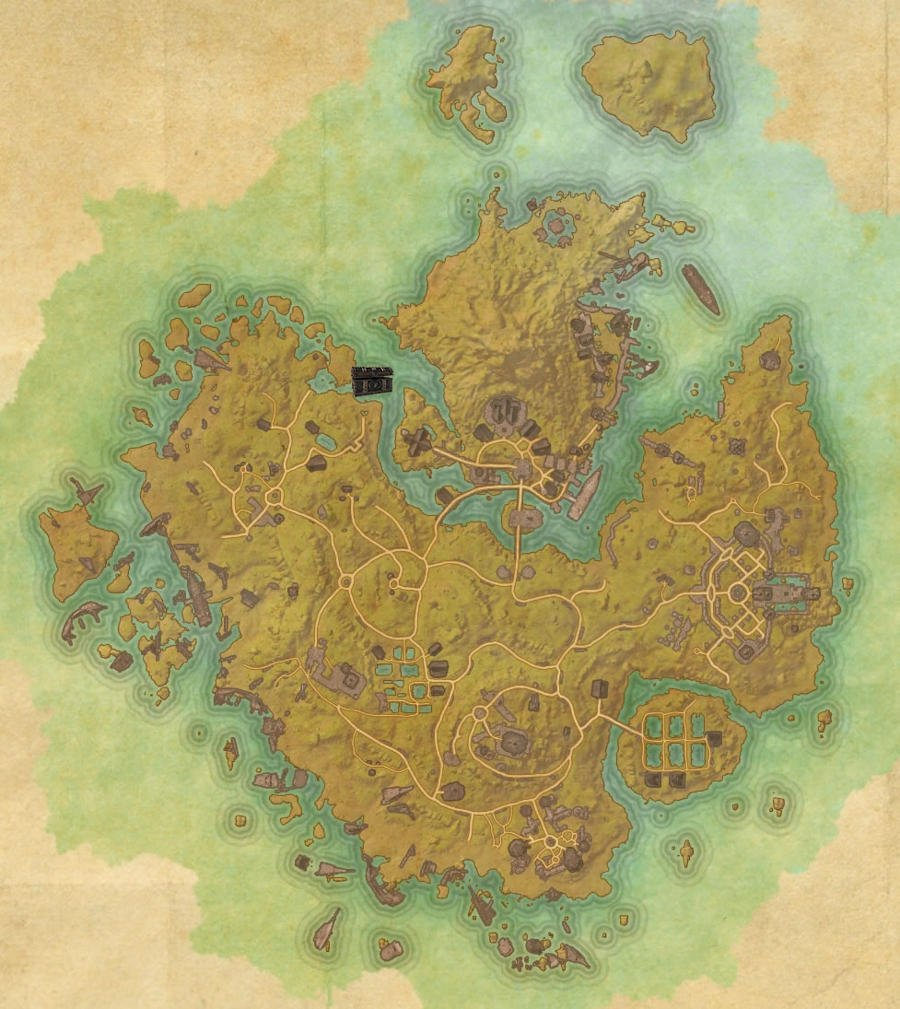Khenarthi's Roost Treasure Map Guide