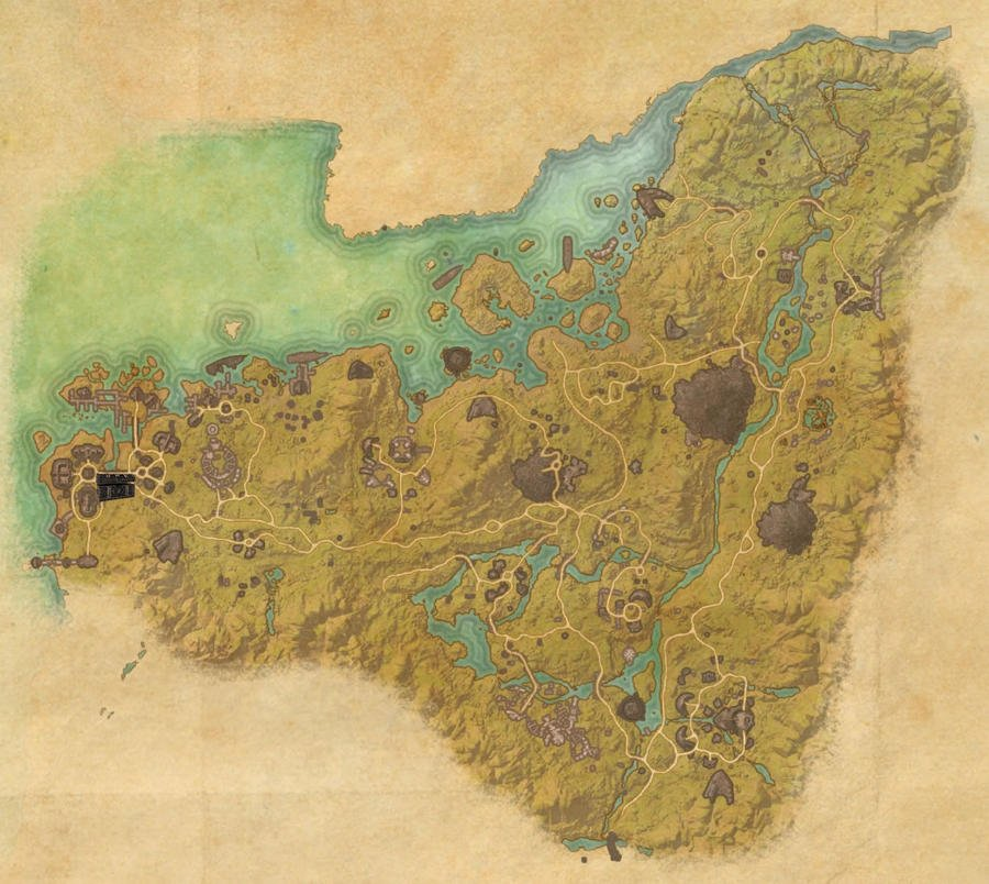 Malabal Tor Treasure Map Guide