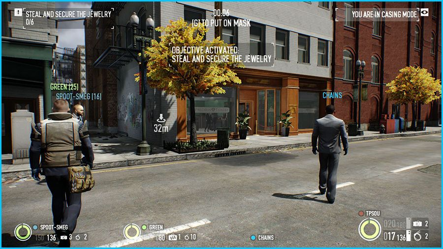 PayDay 2 Gameplay Screenshot 2 - GamersHeroes