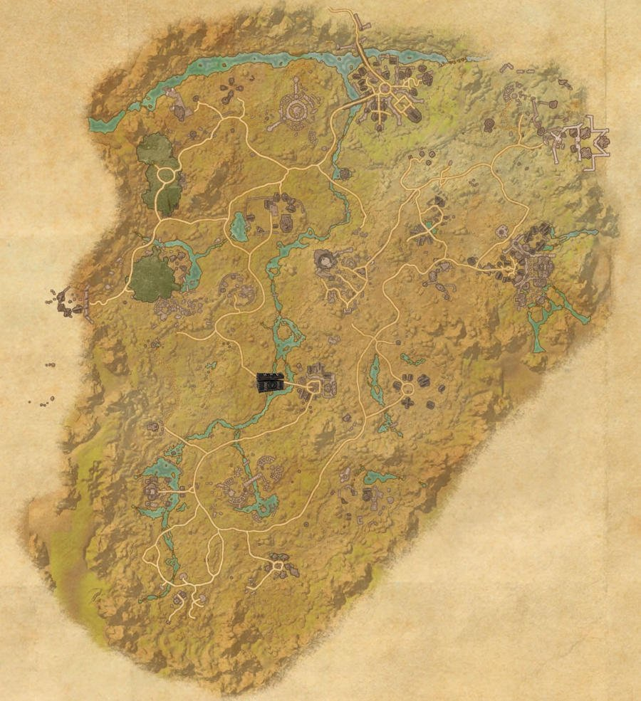 Reapers March Treasure Map Guide
