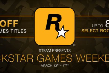 Steam Sales: Rockstar Games Special