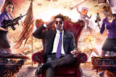 Saints Row V Already In Production?