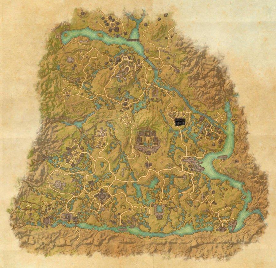 Shadowfen Treasure Map Guide