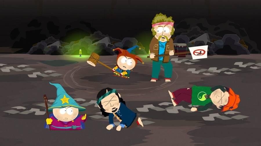 South Park fight