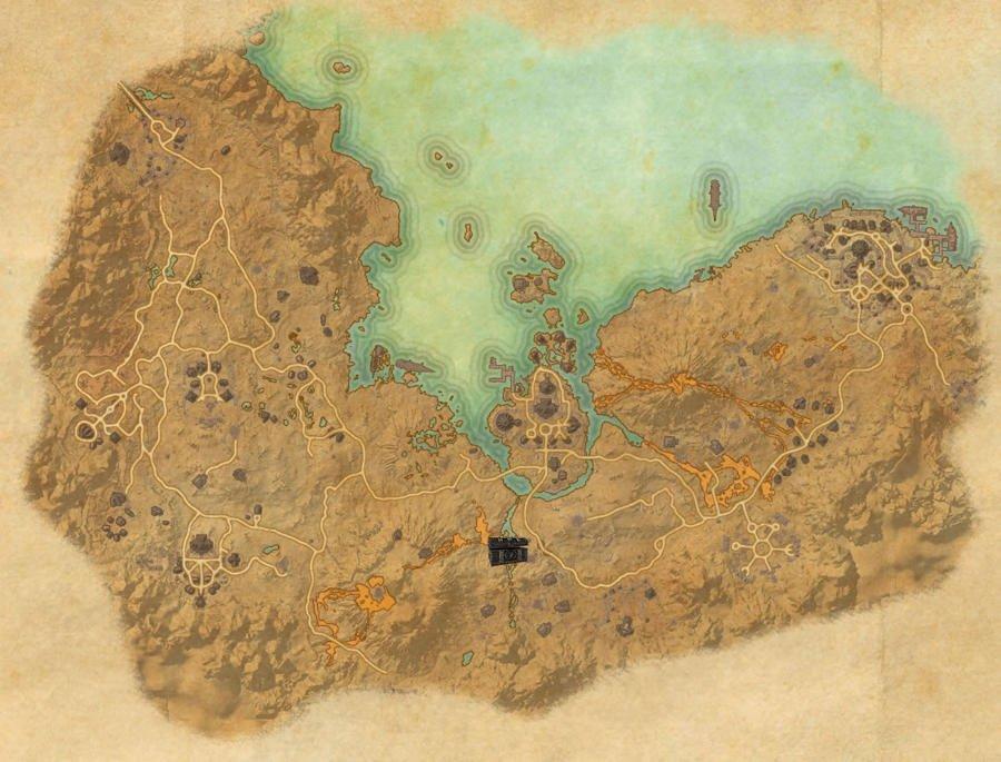Stonefalls Treasure Map Guide