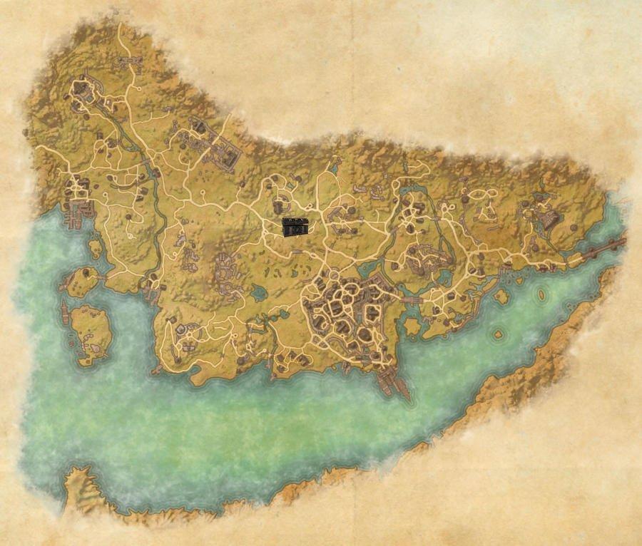Stormhaven Treasure Map Guide