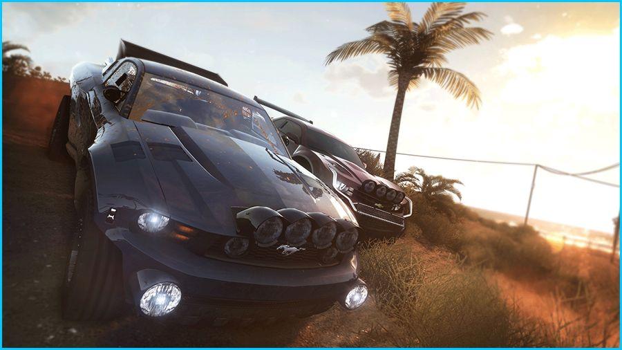The Crew Gameplay Screenshots