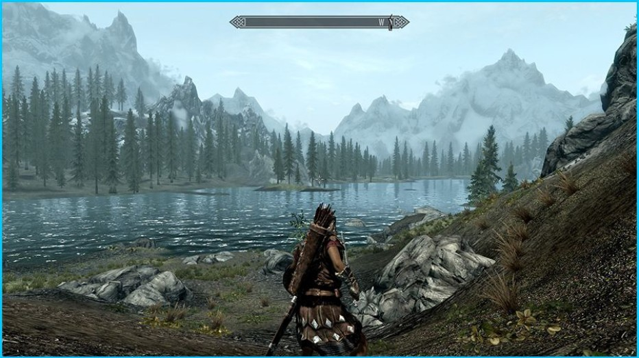 The Elder Scrolls V Skyrim Gameplay Screenshot 3