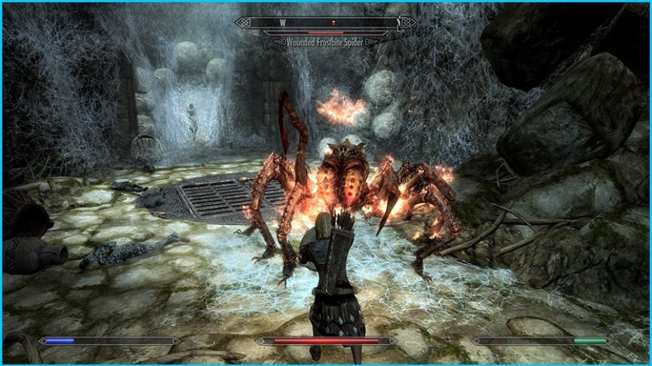 The Elder Scrolls V Skyrim Gameplay Screenshot 7