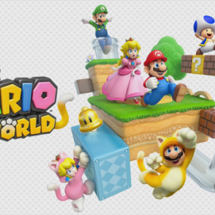 Super Mario 3D World Stamp Location Guide