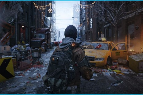 New Trailer For Tom Clancy's The Division Highlights Awesome Character Progression