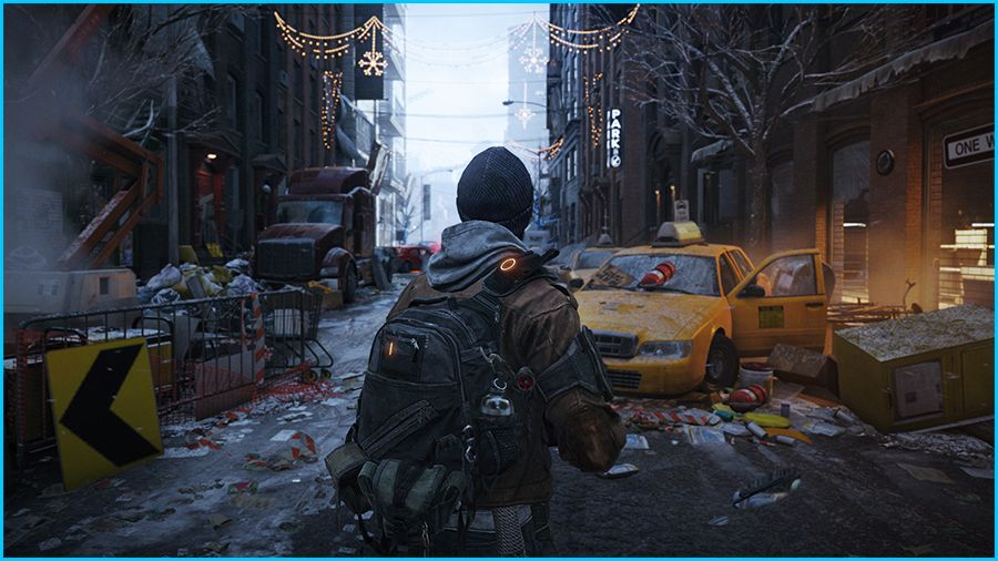 Tom Clancy's The Division Gameplay Screenshot