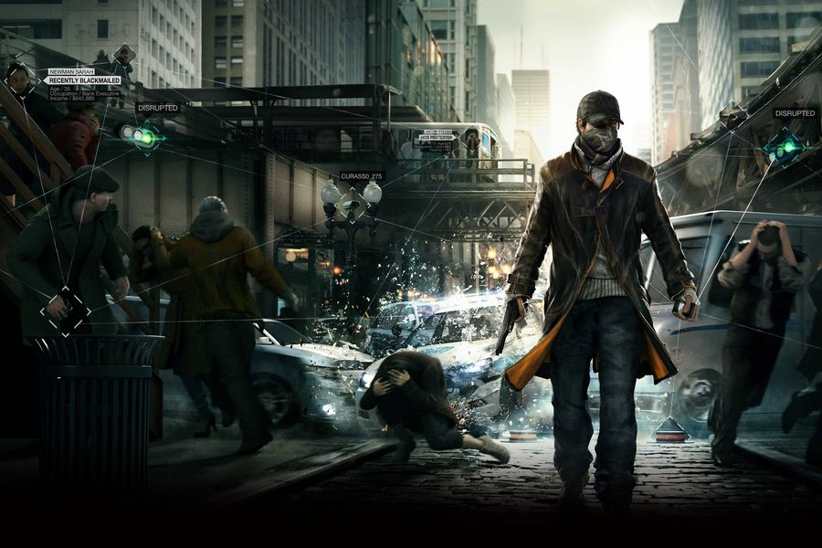 Watch Dogs Hype Train Derailed