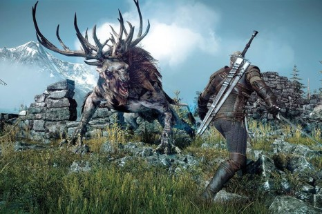 Witcher 3 maybe at the end of the year