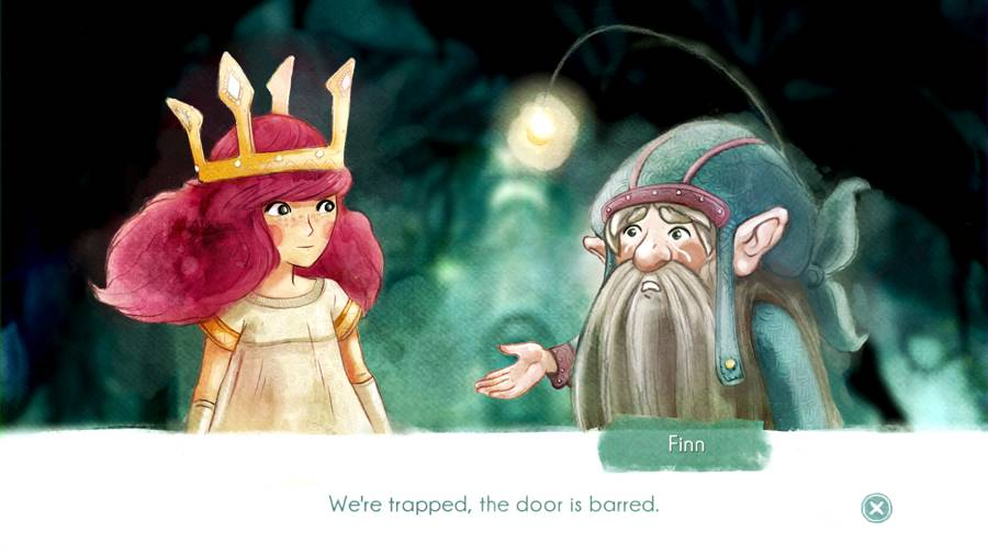 Child Of Light Finn