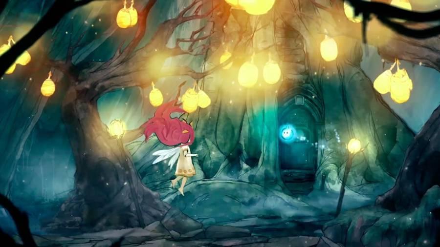 Child Of Light Fairy
