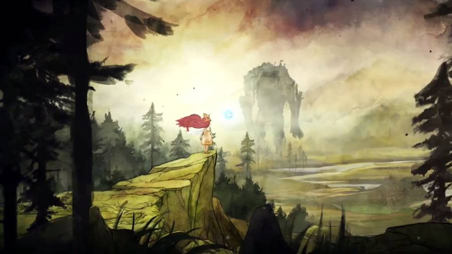 Child Of Light Magna