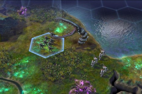 Sid Meier's Civilization Beyond Earth Announced