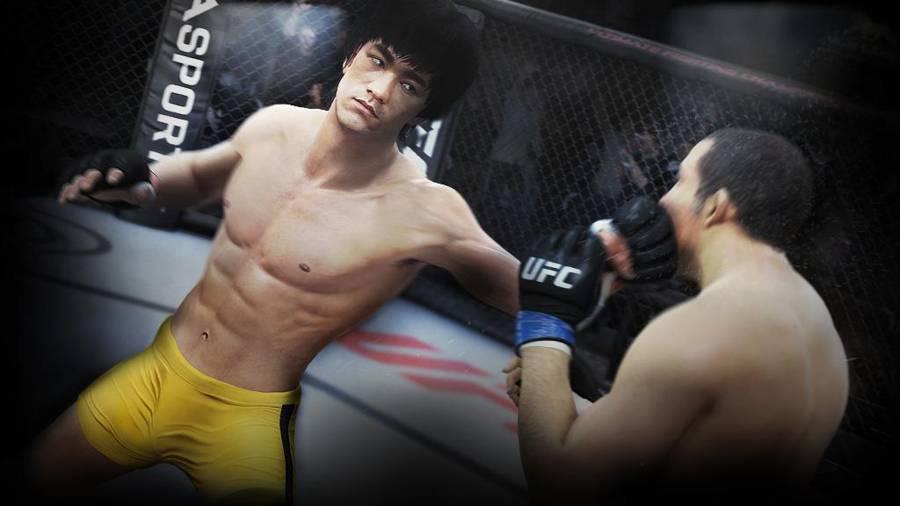 EA Sports UFC Bruce Lee