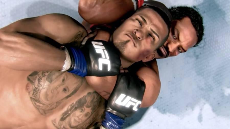 EA Sports UFC Choke