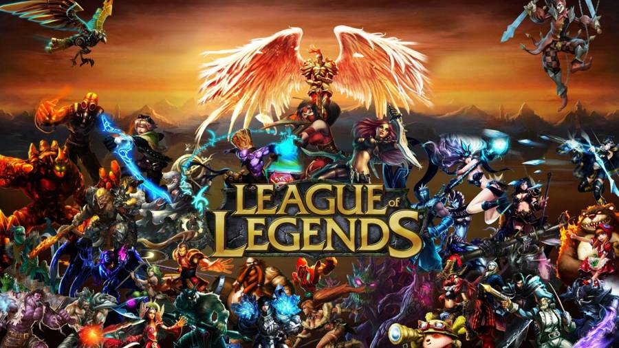 10 Most Dominate League Of Legends ARAM Champions