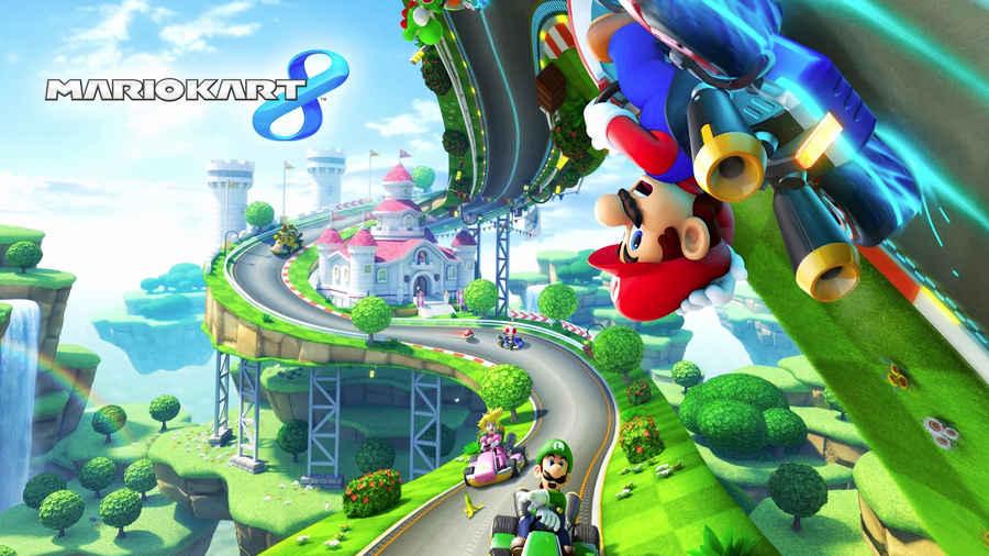 Mario Kart 8 - News