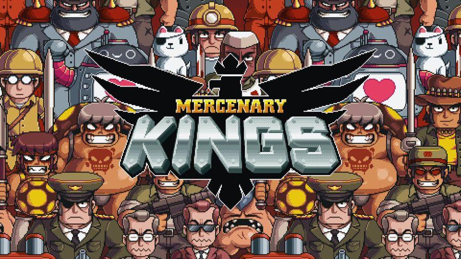 Mercenary Kings Review - Gamers Heroes