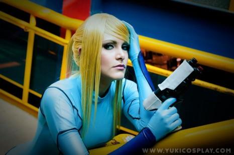 Cosplay Wednesday – Metroid's Samus Aran